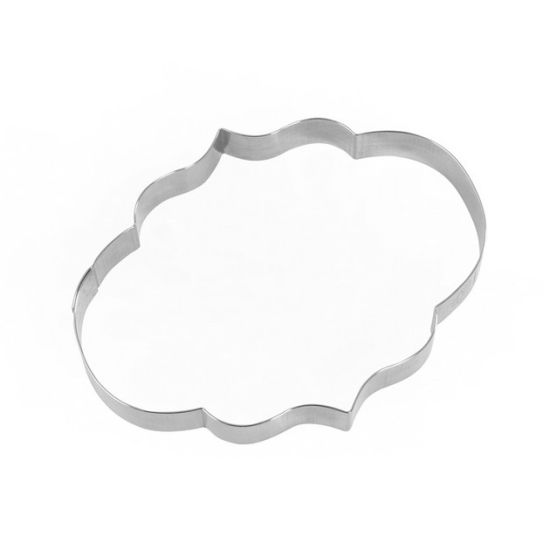 SK Celebration Plaque Cookie Cutter