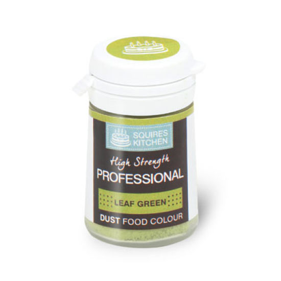 SK Professional Food Colour Dust Leaf Green 4g