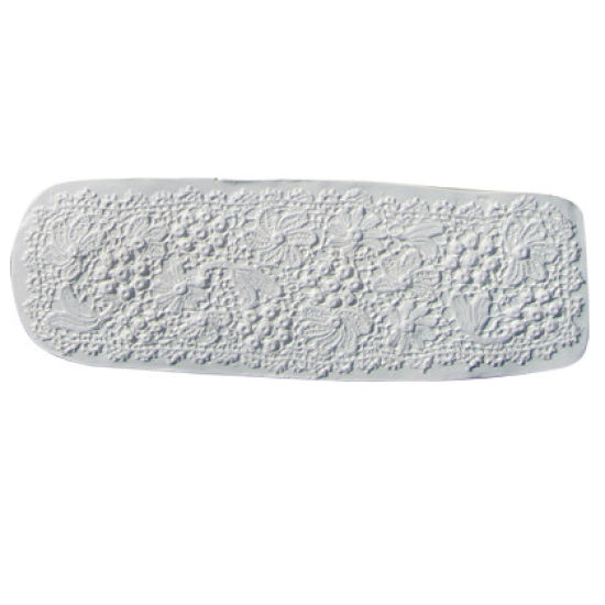 SK-GI Silicone Mould Lace Intricate Floral
