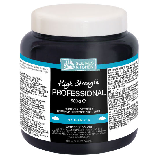 SK Professional Food Colour Paste Hydrangea 500g