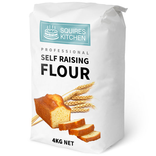 Professional Self Raising Flour 4kg