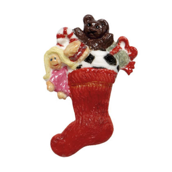 SK-GI Silicone Mould Christmas Stocking