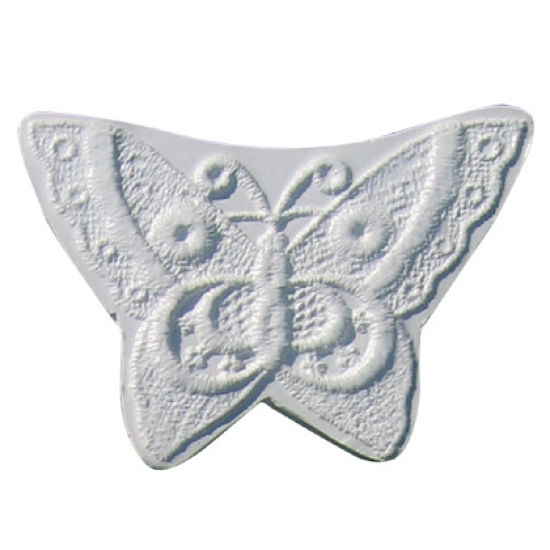 SK-GI Silicone Mould Lace Butterfly