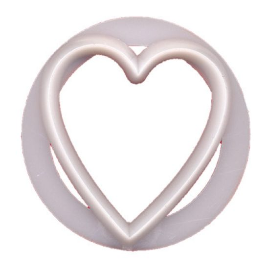 FMM Cutter Heart Set of 4