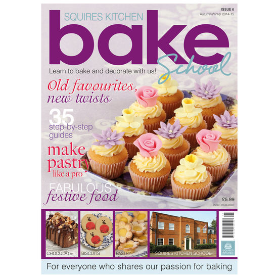 Bake Magazine Autumn/Winter 2014-15