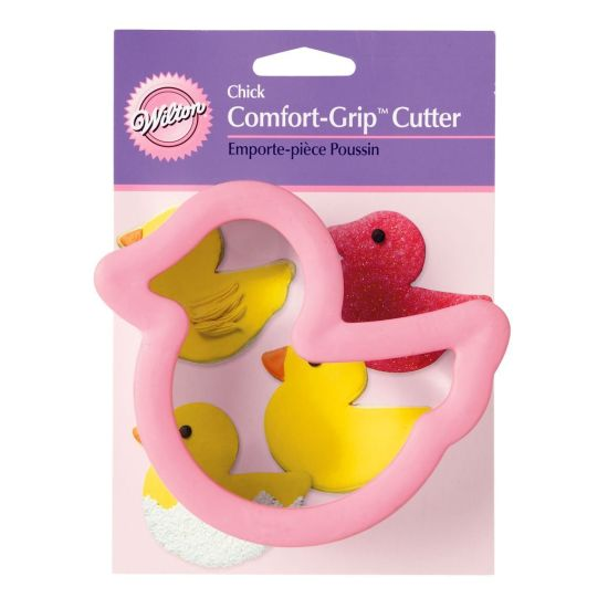 Comfort Grip Cookie Cutter Chick