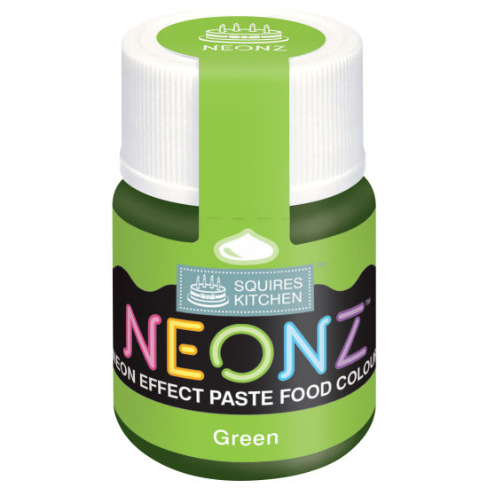 SK NEONZ Paste Food Colour Green