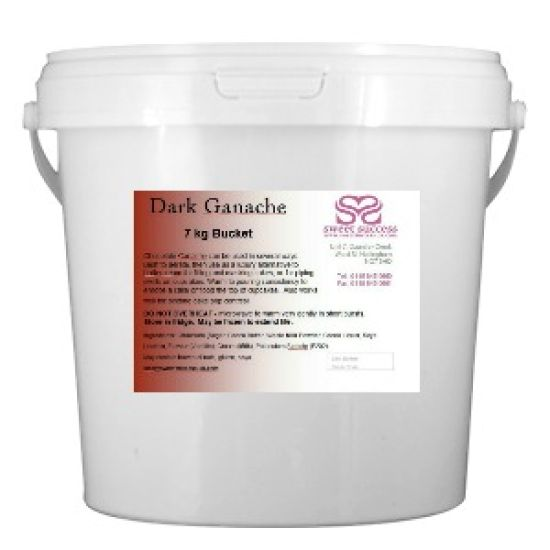 Ready Made Dark Ganache 5kg