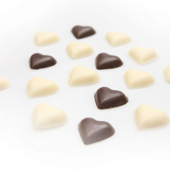 Chocolate Mould Medium Hearts