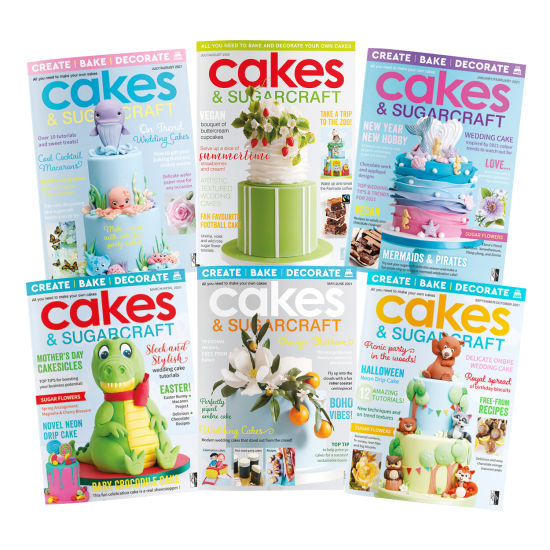 C&S Magazine Subscription 6 Issues Starting Issue 165 (Sept/October 2021)