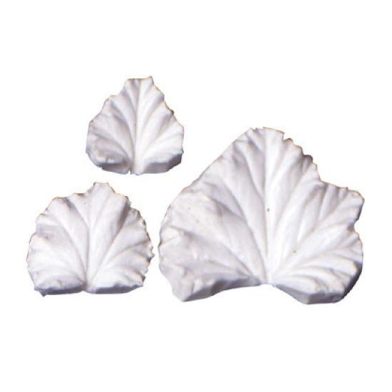 SK-GI Leaf Veiner Pelargonium Large/Medium/Small 5.0/3.0/2.0cm