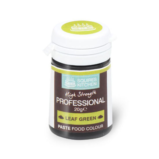 SK Professional Food Colour Paste Leaf Green 20g