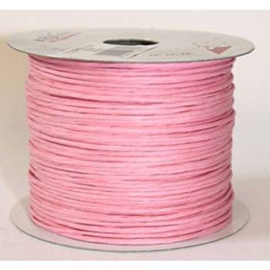 Pink Paper Wire - 50m