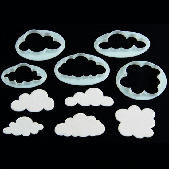 FMM Cutter Fluffy Cloud