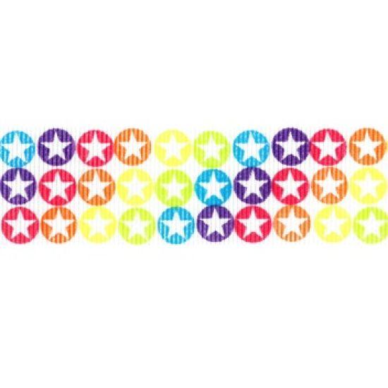 Bright Stars Grosgrain Ribbon 16mm