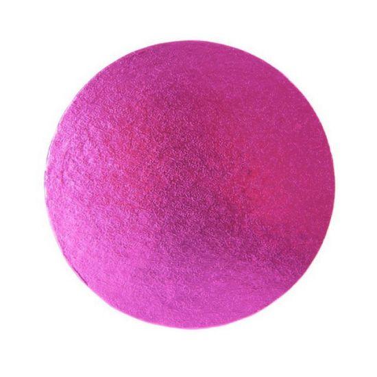 Pink Drum 1/2 Inch Thick Round 8 Inch