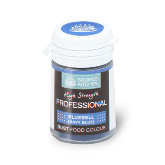 SK Professional Food Colour Dust Bluebell (Navy Blue) 4g