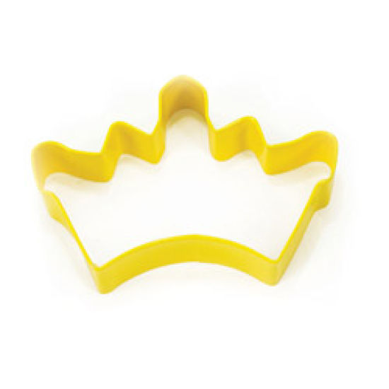 Eddingtons Ltd Cookie Cutter Crown Yellow