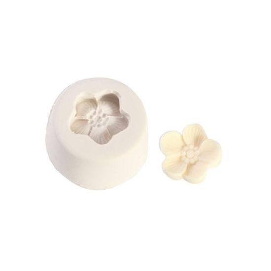 SK-GI Silicone Mould Blossom 1 (5 Petals)