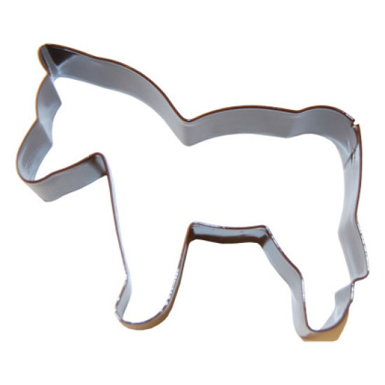 Eddingtons Ltd Cookie Cutter Horse Brown