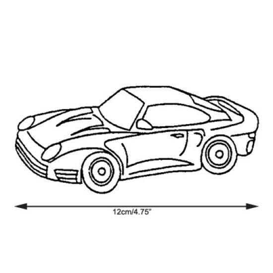 Patchwork Cutter & Embosser Sport Car