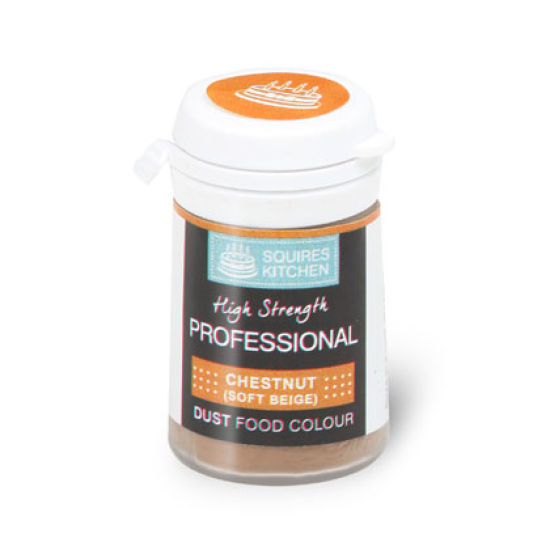 SK Professional Food Colour Dust Chestnut (Soft Beige) 4g