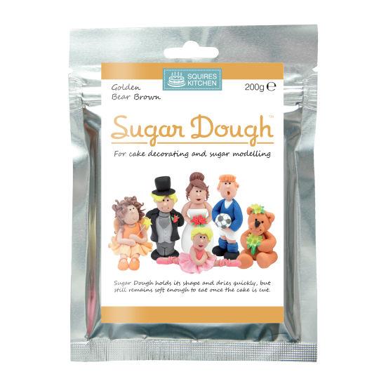 SK Sugar Dough Golden Bear Brown 200g
