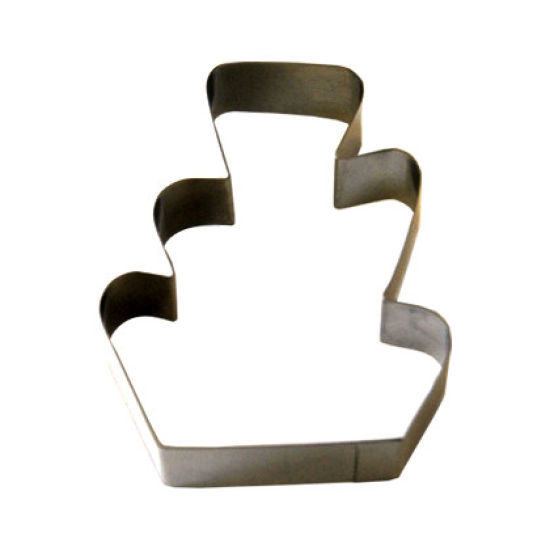 Lindy Smith - Wonky Wedding Cake Cutter Small