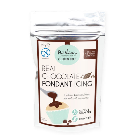 PV Seriously Good!™ Gluten-Free Real Chocolate Fondant Icing Mix