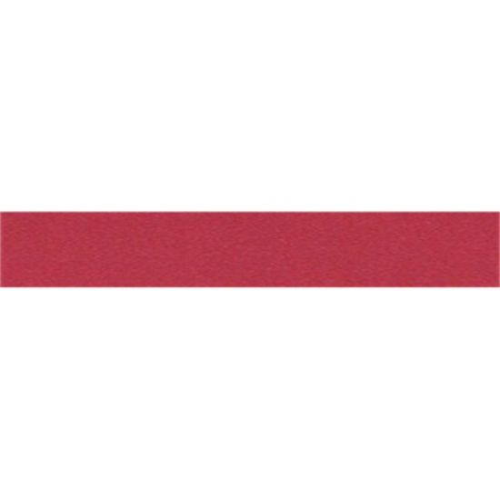 Ruby Double Faced Satin Ribbon - 25mm