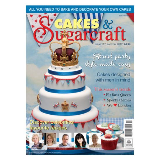 Cakes & Sugarcraft Magazine Summer 2012