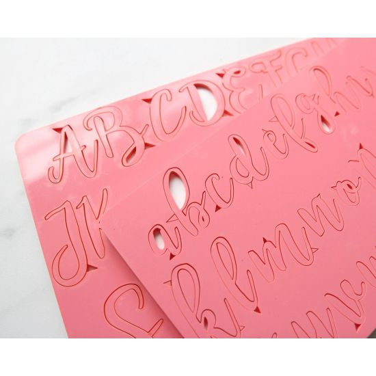 Sweet Stamp Stylish Embossing Set