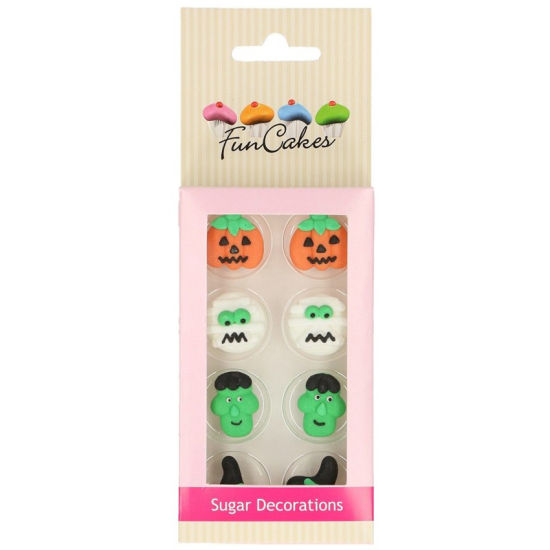 FunCakes Sugar Decorations Halloween