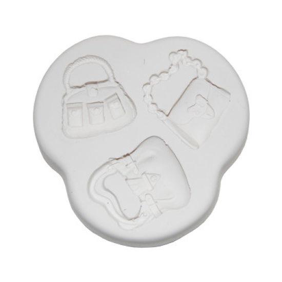 SK-GI Silicone Mould Handbags 2