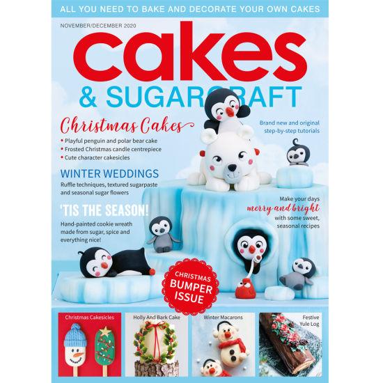 Cakes & Sugarcraft Magazine November/December 2020