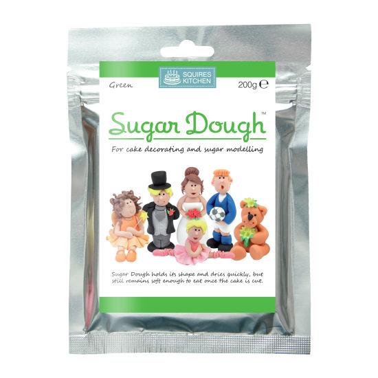 SK Sugar Dough Green 200g