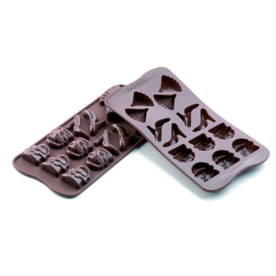 Silikomart EasyChoc Fashion Chocolate Mould