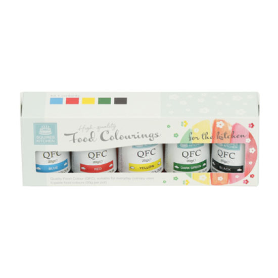 SK High-quality Food Colourings Kit 1