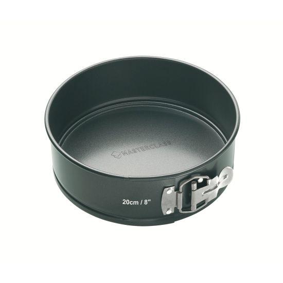 MasterClass 20cm Round Loose Base Spring Form Cake Pan