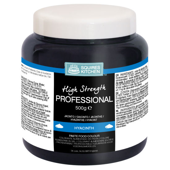 SK Professional Food Colour Paste Hyacinth 500g