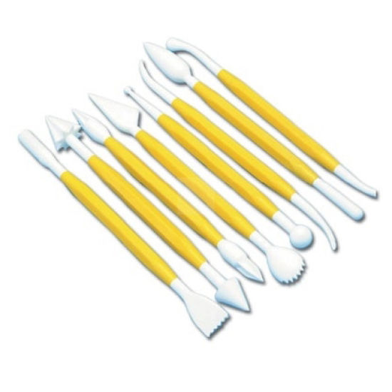 Modelling Tools - Set of 8