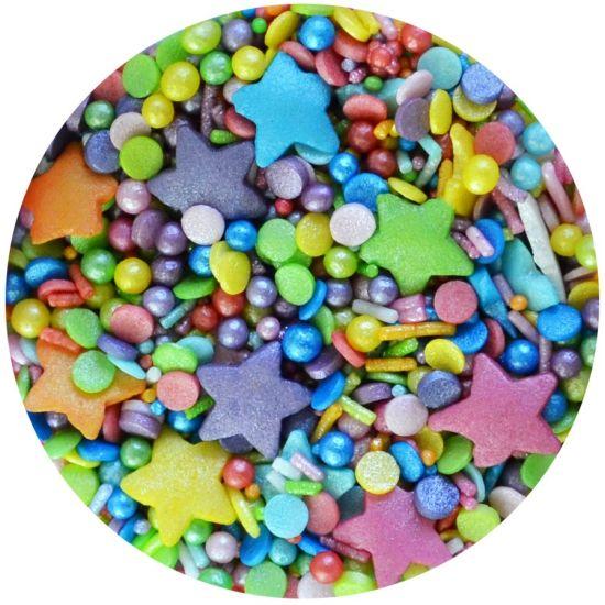 Sprinkletti - Rainbow Mix 100g