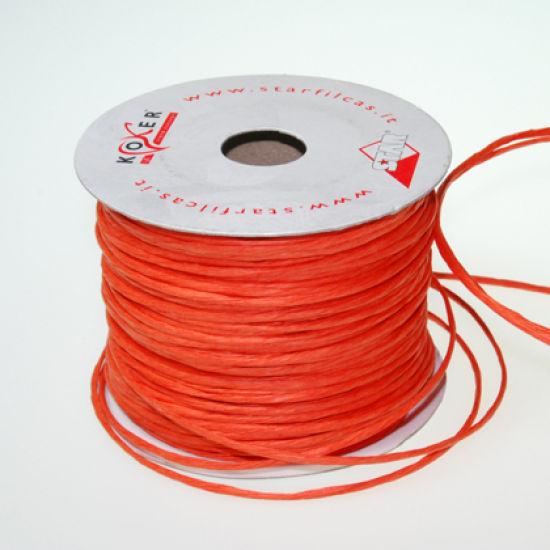 Orange Paper Wire - 50m