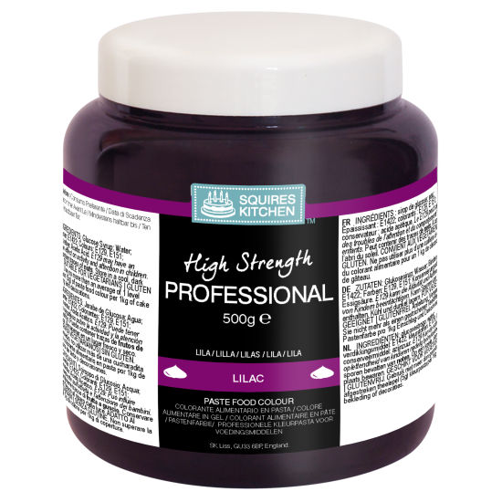 SK Professional Food Colour Paste Lilac 500g