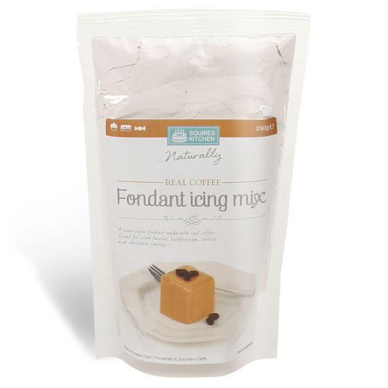 SK Fondant Icing Mix Real Coffee 250g
