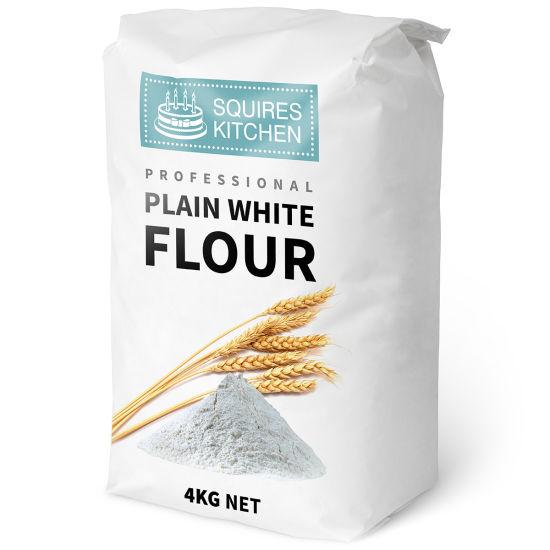 SK Plain White Flour Professional 4kg