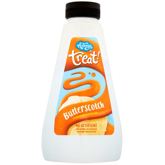 Butterscotch Treat Syrup 600g