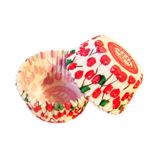 SK Cupcake Cases Fruit Cherry Pack of 36