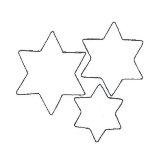 TinkerTech Star of David Cutter
