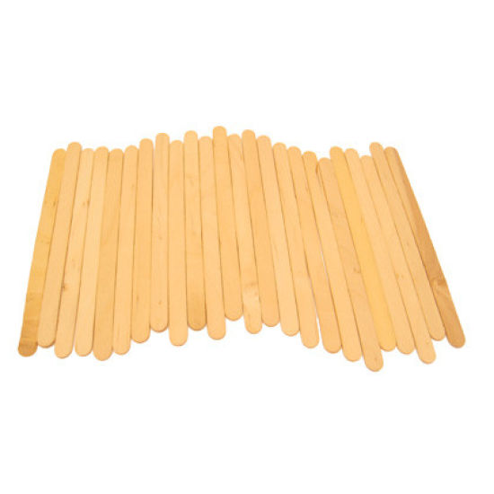 Wooden Lollipop Sticks 24 Pack